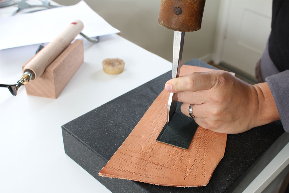 Live Leatherworking Courses
